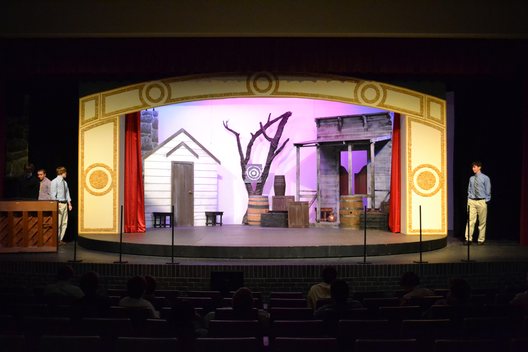 THEATRE: Set Designs -