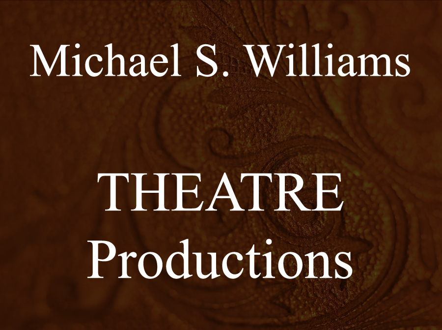 THEATRE: Production Samples -